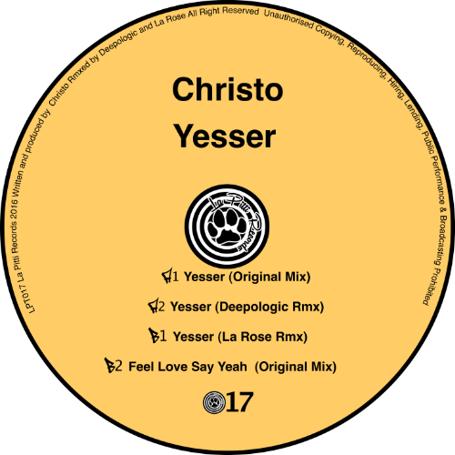 Christo – Yesser (Deepologic remix)