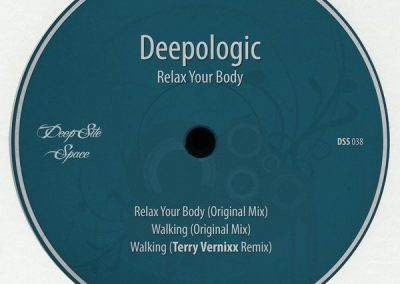 Relax Your Body EP